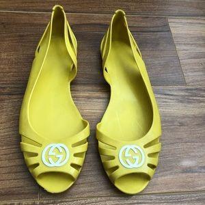 Authentic Gucci sandals